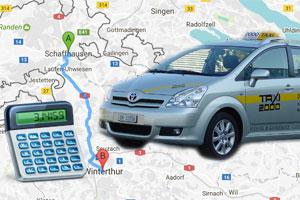 Taxikostenrechner berechnen Sie Ihre Taxikosten
