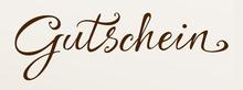 Online Gutschein